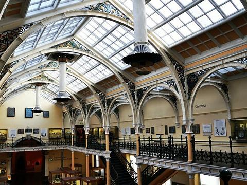 伯明翰博物馆和美术馆旅游景点图片