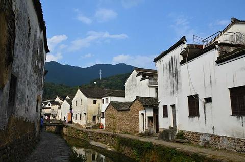 龙门古镇的图片