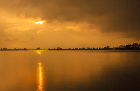 河内西湖旅游景点攻略图