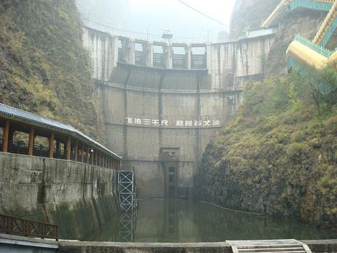 龙庆峡旅游景点攻略图