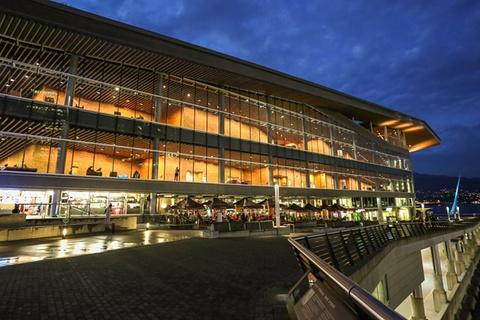 温哥华会议中心旅游景点攻略图