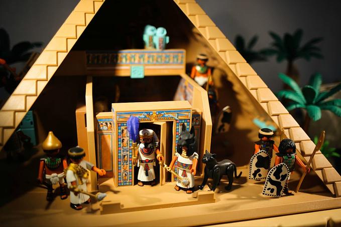 玩具博物馆图片