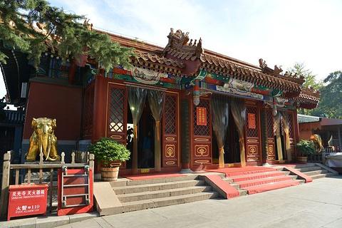 二处灵光寺