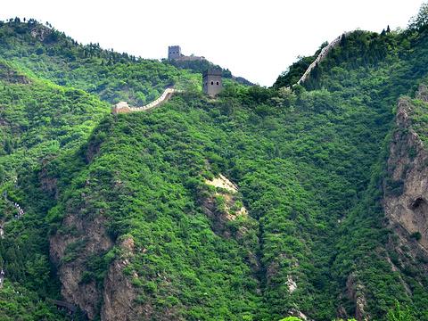 黄崖关长城旅游景点图片