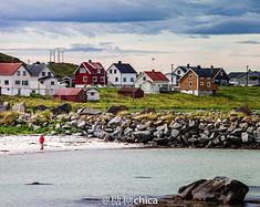 父母在,同远游—记盛夏的挪威和北极