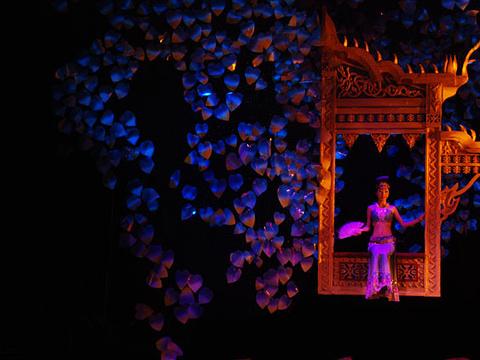 勐巴拉娜西艺术宫旅游景点图片