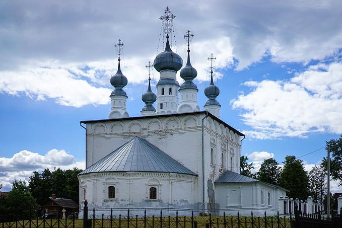 圣母修道院图片