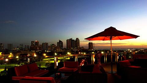 Sky Deck on Bayleaf Hotel旅游景点攻略图