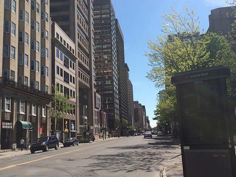 舍布鲁克大街旅游景点图片