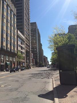 舍布鲁克大街