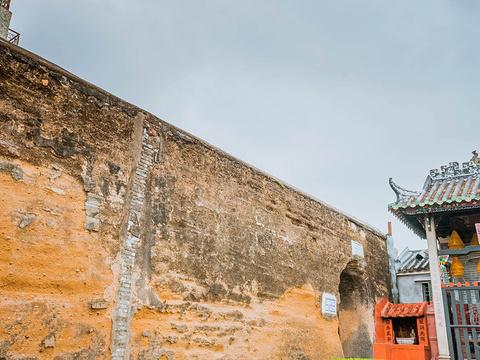 旧城墙遗址旅游景点图片