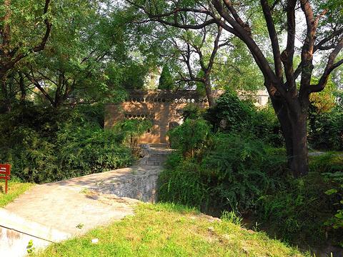 绛守居园池旅游景点图片