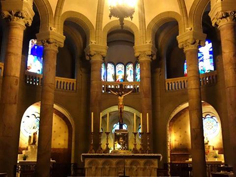 圣樊尚教堂旅游景点图片