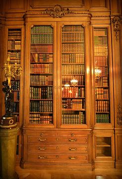 亨廷顿图书馆旅游景点攻略图