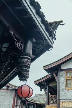 平沙落雁文化商业区旅游景点攻略图