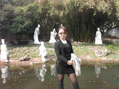 董永公园旅游景点攻略图