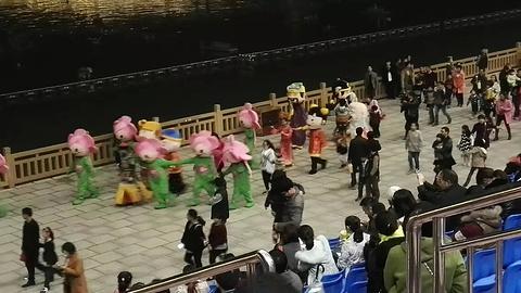 横店圆明新园旅游景点攻略图