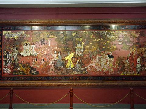 胡志明美术馆旅游景点图片