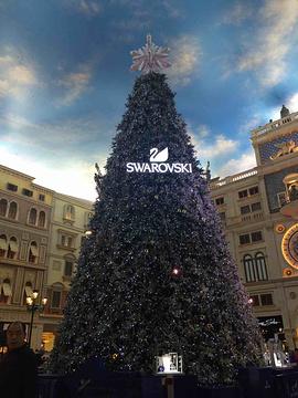 威尼斯人购物中心旅游景点攻略图