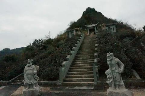 舞龙峡旅游景点攻略图