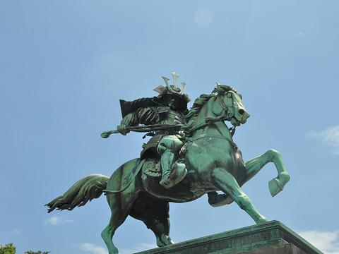皇居旅游景点图片
