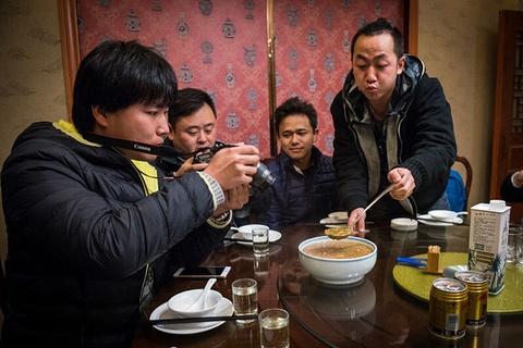 北江食府旅游景点攻略图