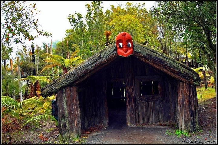 """""""是游客了解毛利族文化的最佳场所_奥希内穆图毛利文化村""""的评论图片"""