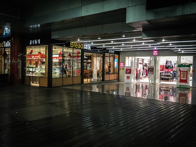 成都天府广场图片