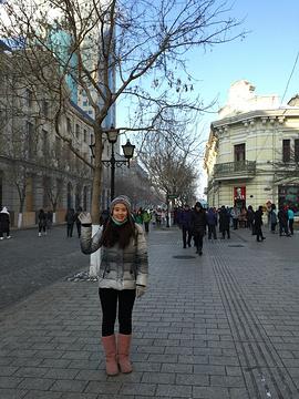 中央大街旅游景点攻略图
