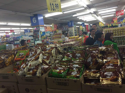 美丽华超市旅游景点攻略图