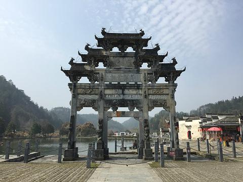 膺福堂旅游景点攻略图