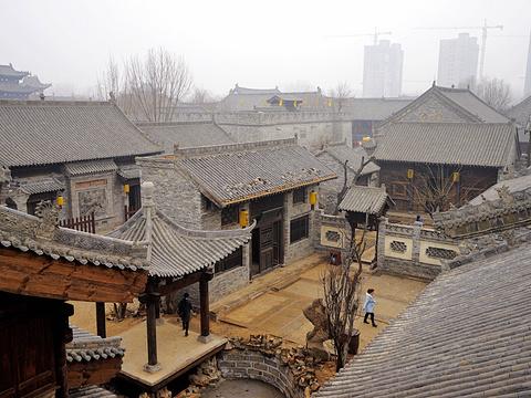 水浒好汉城旅游景点图片
