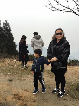 南岳衡山牌坊旅游景点攻略图