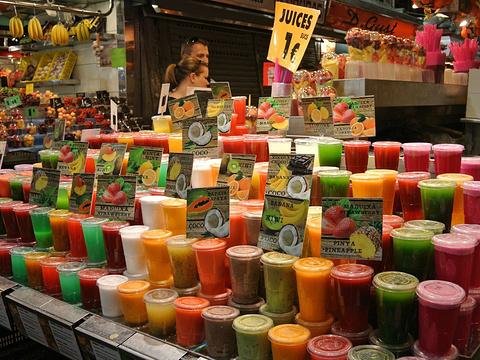 波盖利亚市场旅游景点图片