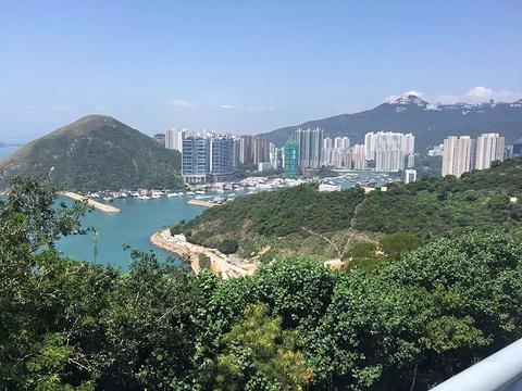香港海洋公园旅游景点攻略图