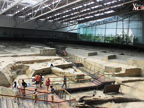 金沙遗址博物馆旅游景点图片