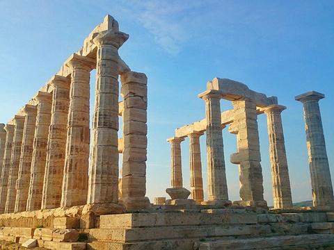 波塞冬海神庙旅游景点图片