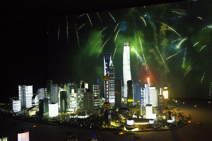 上海环球金融中心图片