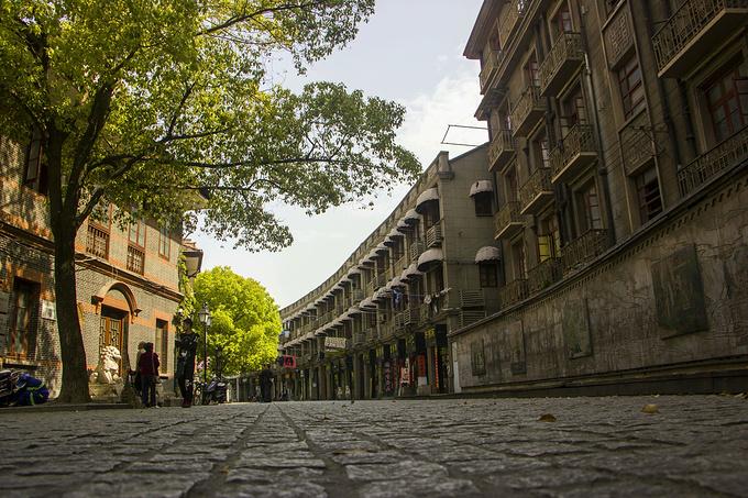 多伦路文化名人街图片