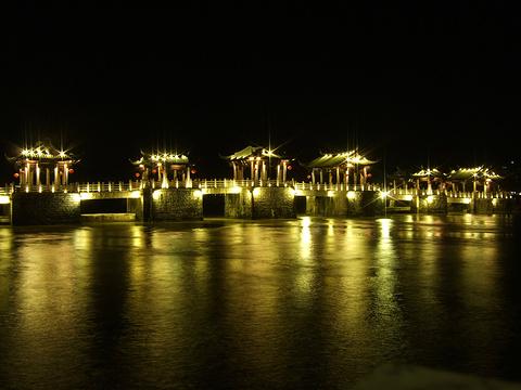 潮州滨江长廊旅游景点图片