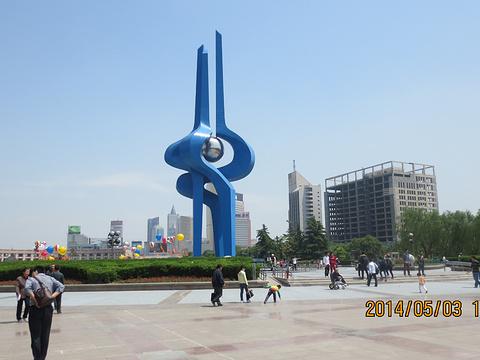 泉城广场旅游景点图片