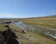 《自驾游中国》甘南夏河:达宗湖 桑科草原