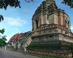 泰北有双城,遗世而独立。