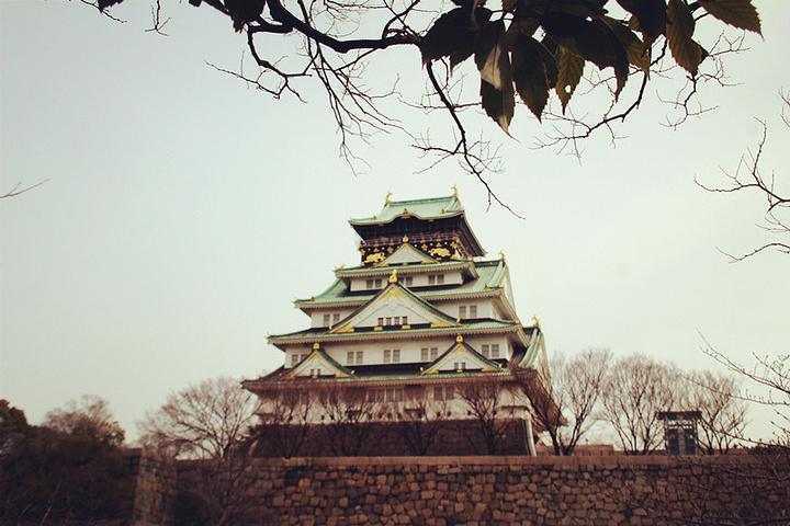 """""""如果有大阪周游卡的话,西之丸庭园的门票是免费的,直接出示门票给门口售票的工作人员就好。票价也很便宜的_大阪城西之丸庭园""""的评论图片"""