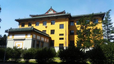 吉林大学博物馆旅游景点攻略图