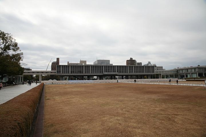 """""""和平纪念公园算是广岛比较大的景点,而且也..._和平纪念公园""""的评论图片"""