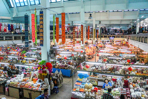 瓦洛洛市场旅游景点攻略图