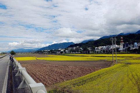 花莲县富里乡旅游景点攻略图