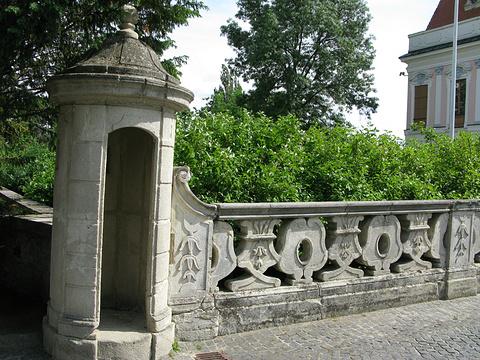 格德勒茜茜公主行宫旅游景点攻略图