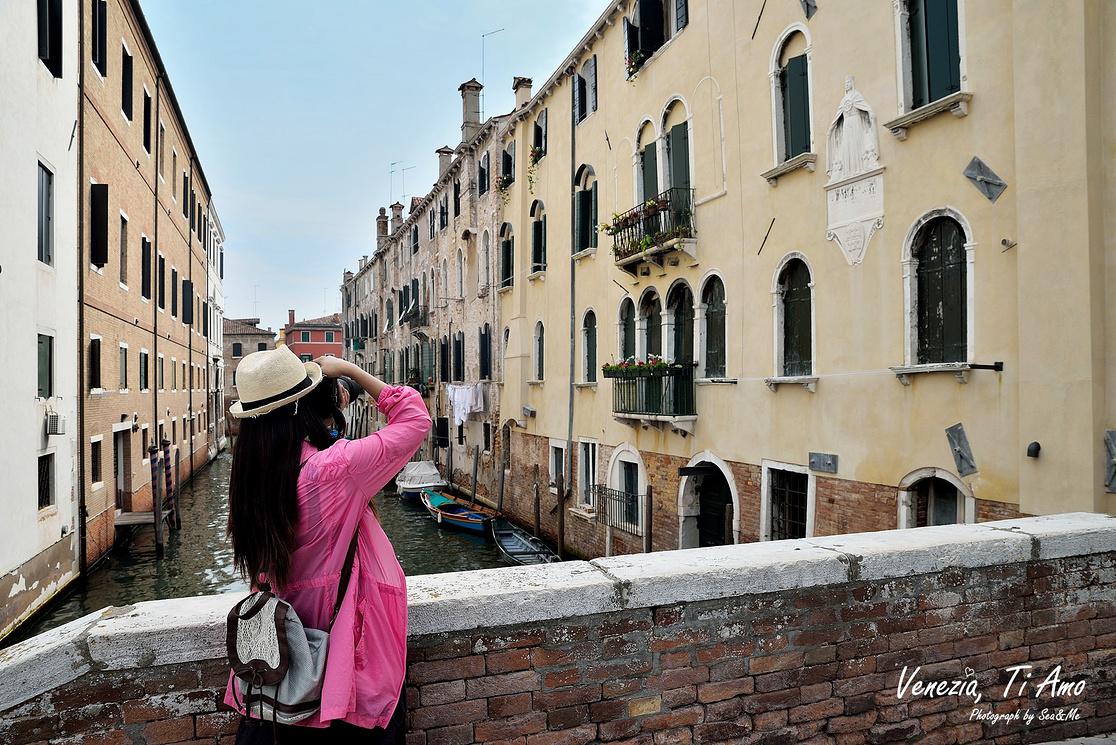 在岁月如歌中找你—法意希行行摄摄之意大利